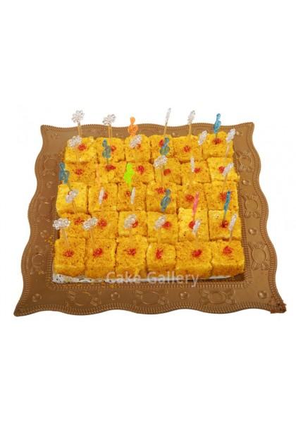 Cake Saffron