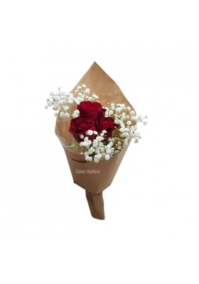 Small Rose Bouquet
