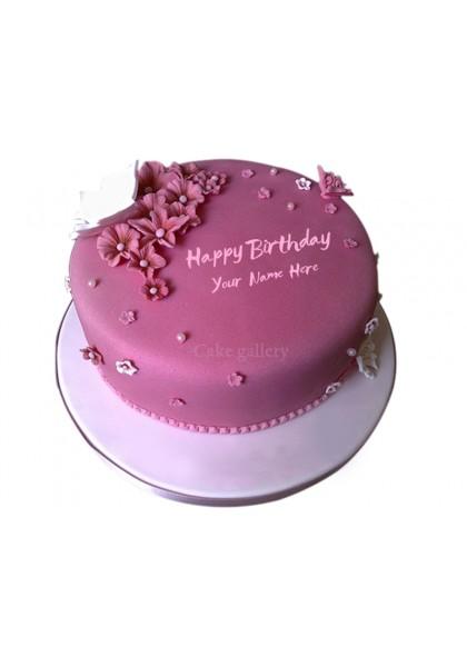 Birthday Cake of Her