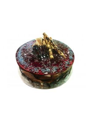 special blue berry cake