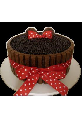 yummy pebbls cake