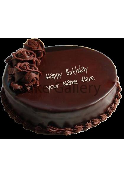 Rossy Chocolate Cake