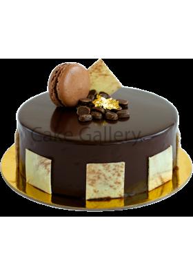 Chocolate Beads Cake