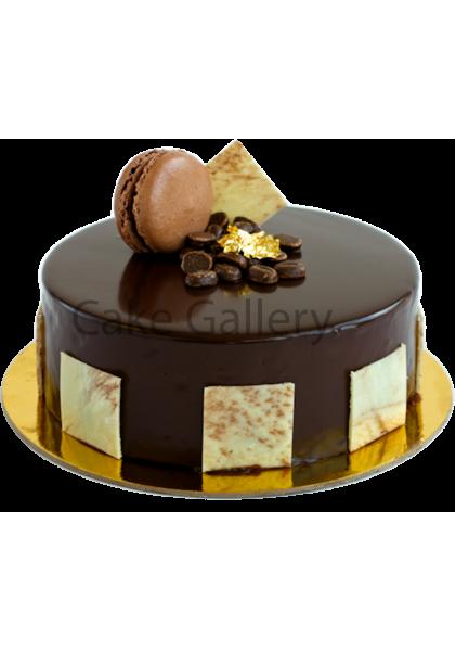 chocolite beads cake