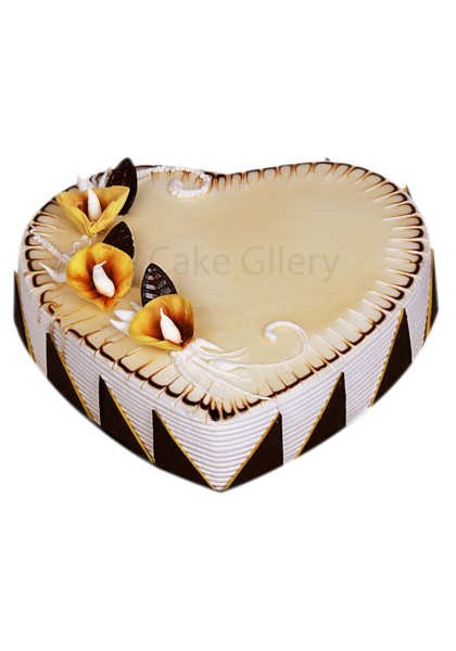 yummy yellow flower cake