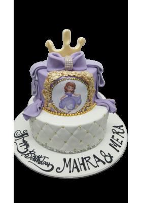 special barbie cake