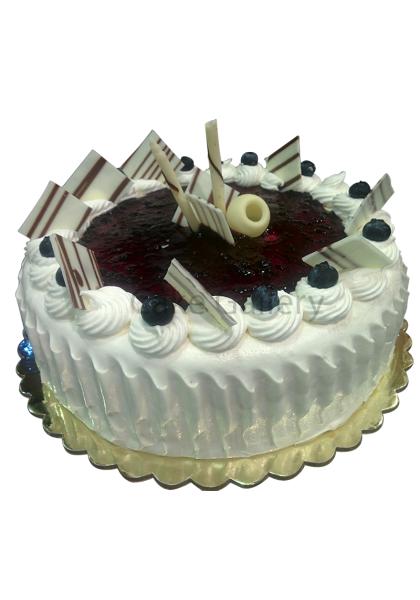 yummy sweet cream cake